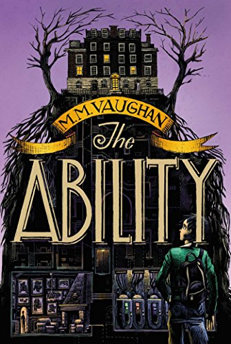Delve into the extraordinary abilities of the twelve-year-old mind in M.M. Vaughan's thrilling The Ability – $1.99 today only