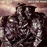 The Jam THE JAM SETTING SONS VINYL LP[POLD5028]1979