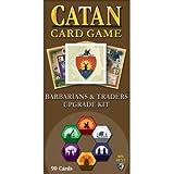 Catan Card Game Expansion Barbarian & Traders Upgrade Kit