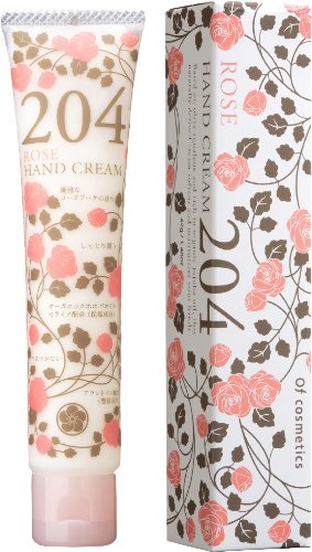 Of / cosmetics of cosmetic ハンドクリーム and 204 rose bouquet scent 42 g
