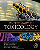 img - for Dictionary of Toxicology, Third Edition book / textbook / text book