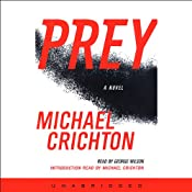 Prey | [Michael Crichton]