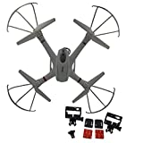 MJX X101 2.4GHz 6 Axis Gyro Large Size RC Helicopter Quadcopter X101 Drone