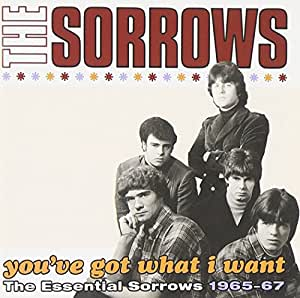 The Sorrows Youve Got What I Want
