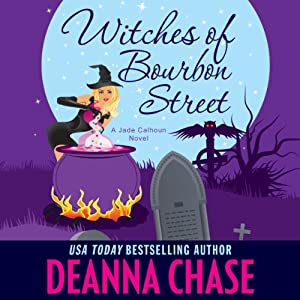Witches of Bourbon Street Audiobook