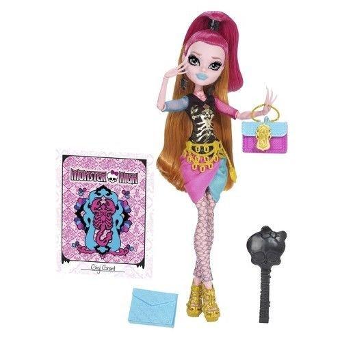 NEW Monster High New Scaremester Gigi Grant Doll