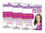 Vitabiotics Wellwoman Multivitamin Pl...