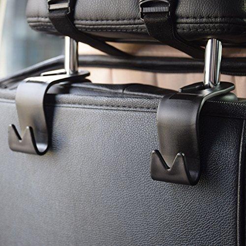Car Seat Back Headrest Hanger Storage