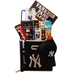 New York Yankees Deluxe Gift Baskets