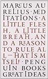 Meditations (Penguin Great Ideas) (0141018828) by Aurelius, Marcus