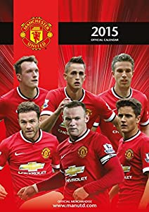 Official Manchester United FC 2015 Calendar (Calendars 2015)