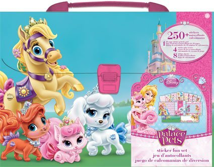 Sticker Activity Kit - Disney - Princess Palace Pets Pack Toys Decals New st6732