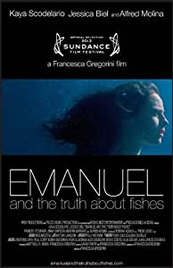 "Emanuel and the Truth about Fishes - 27"" x 40"" inches inches Movie Poster - S..."