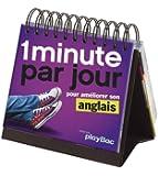 Une minute par jour pour améliorer son anglais