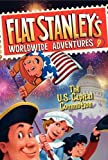 img - for Flat Stanley's Worldwide Adventures #9: The US Capital Commotion [Hardcover] [2011] (Author) Jeff Brown, Macky Pamintuan book / textbook / text book