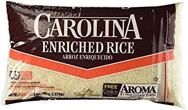 Carolina Enriched Rice Long Grain 5 lbs