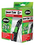 Slime Smart Tube Schrader Valve Bicycle Tube (26 x 1.75-2.125)