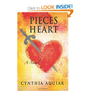 Pieces of the Heart by Cynthia Aguiar