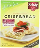 Schar Crispbread, 5.3-Ounce (Pack of 6)