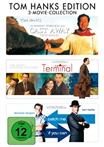 Cast Away / Terminal / Catch me if you can [3 DVDs]