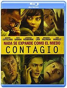 Contagio [Blu-ray]