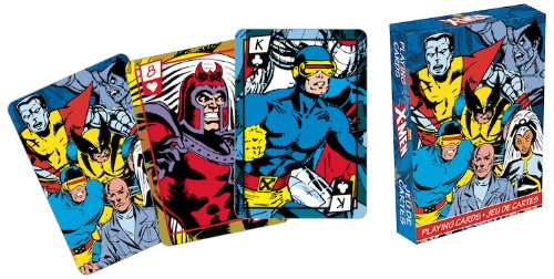 Marvel X-Men Series 2 Comic Playing Cards - 1