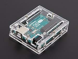 Amazon.com: Seeedstudio Arduino UNO R3 Acrylic Enclosure - Clear
