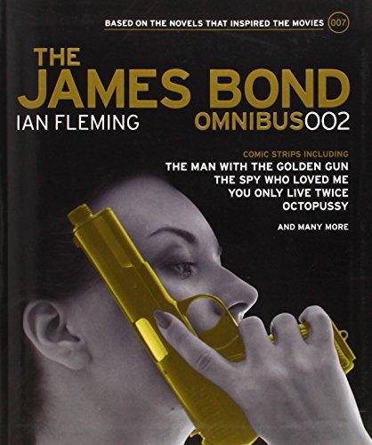 The James Bond Omnibus (Graphic Novel)