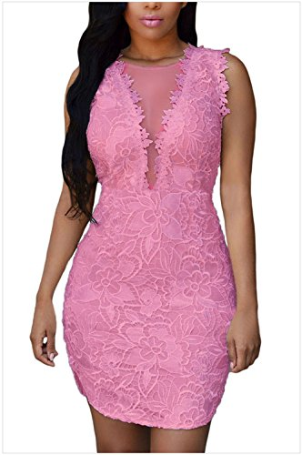 meinice-damen-kleid-gr-small-pink