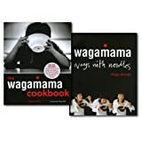 Hugo Arnold Hugo Arnold Wagamama 2 Books Collection Set, (Wagamama Cookbook and DVD & Wagamama: Ways With Noodles)