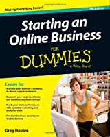 Starting an Online Business For Dummies, 7th Edition Front Cover