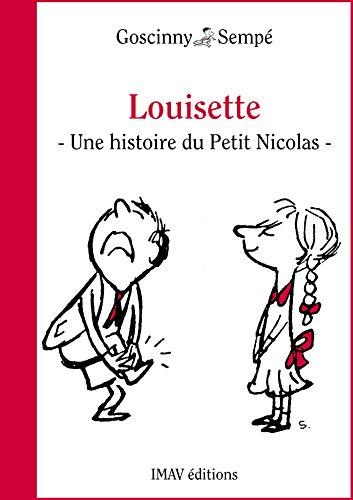 Couverture du livre Louisette: Une histoire extraite du Petit Nicolas