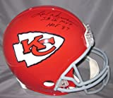 Len Dawson Autographed Kansas City Chiefs Proline Helmet at Amazon.com