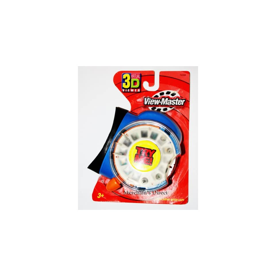 View Master 3D Viewer   Blue Toys & Games