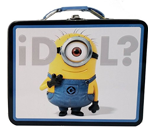 The Tin Box Company Despicable Me Large Tin Carry All (Idol) - 1