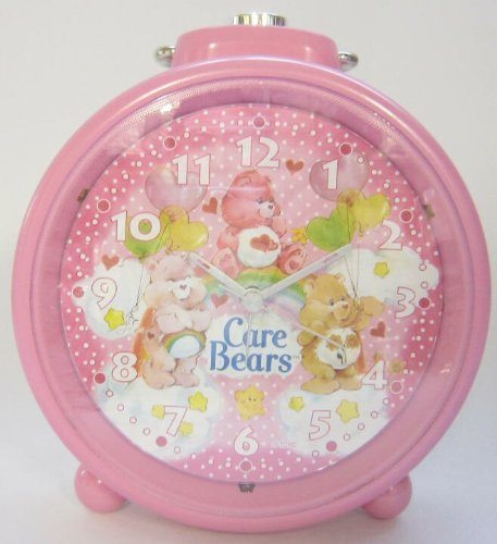 balloons-and-bears-alarm-clock-rainbow-carebears-alamclock-cb35606-by-future-innovation