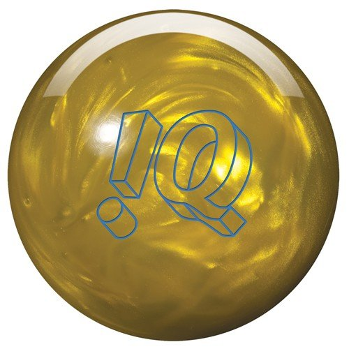 Storm IQ Tour Pearl Bowling Ball- Gold