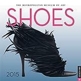 Shoes 2015 Mini Wall Calendar