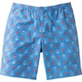 (ヘリーハンセン)HELLY HANSEN Anchor Print Water Shorts HE71603-W FB フロートブルー WM