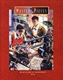 img - for Master Pieces: The Art History of Jigsaw Puzzles by McCann, Chris (1999) Hardcover book / textbook / text book