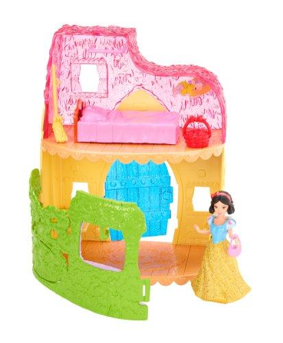Disney-Princess-Little-Kingdom-MagiClip-Snow-White-Playset