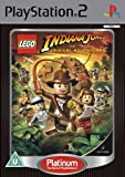 echange, troc Lego Indiana Jones the Original Adventures  - Platinum Edition (PS2) [import anglais]