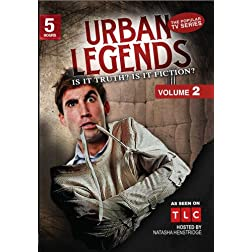 Urban Legends - Volume 2 - 2 DVD Set (5 Hours) - Amazon.com Exclusive