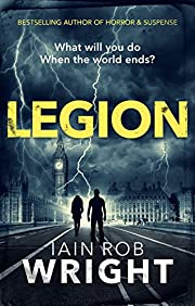 Legion: An Apocalyptic Horror Novel (Hell on Earth Book 2)