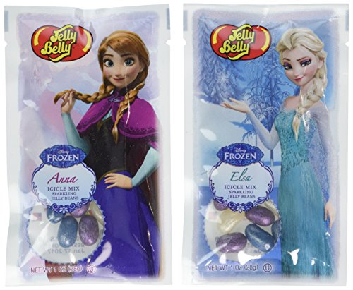 Disney Frozen Jelly Bean 1 oz Bag - 12 Pack (Packages Of Blue Jelly Beans compare prices)