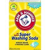 Church & Dwight Co 03020 Arm & Hammer Super Washing Soda