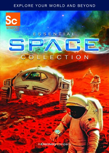 Essential Space Collection (Space Station Dvd compare prices)