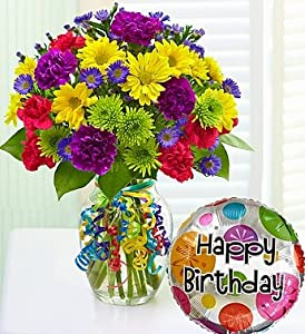 1800Flowers - It's Your Day Bouquet Happy Birthday - Medium