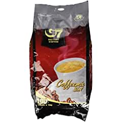 G7 3-in-1 Instant Premium Vietnamese Coffee Brands