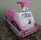 Disney Sofia the First Activity Ride-on Light N' Sound Vehicle, Bike, Bicycle